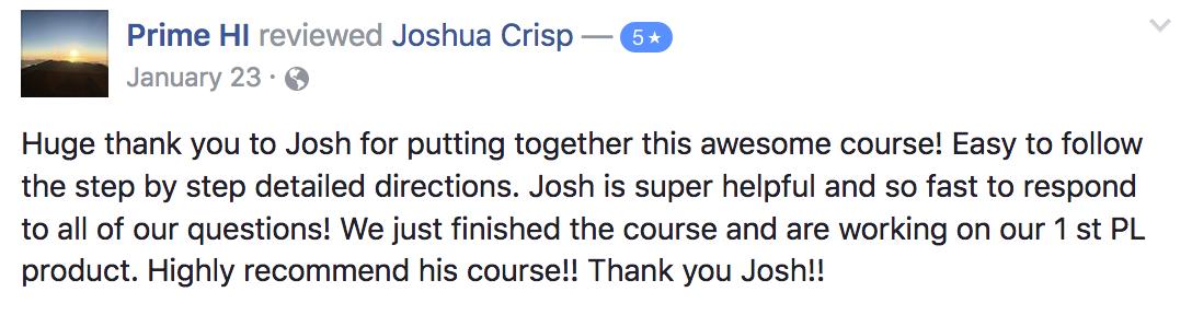 Joshua Crisp – The AMZ Formula Screen Shot 2018 03 07 at 2